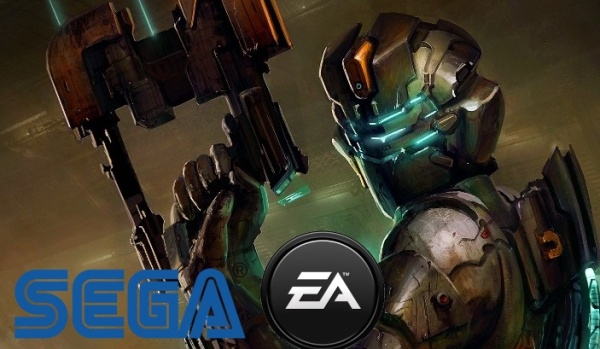 Sega and EA Games team up for Japan distribution deal!